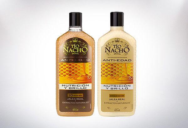 Tio Nacho Shampoo + Acondicionador