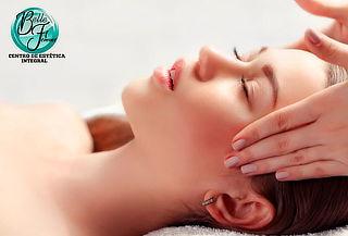 Trilogía de masajes terapéuticos de relajación