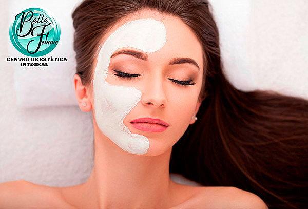 Limpieza facial profunda Detox o Nutritiva