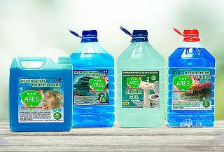 Pack 2 Detergentes a elección + 1 Cloro Gel