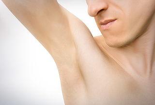 6 Sesiones depilación IPL axila en Hombre