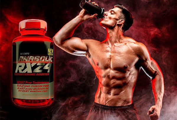 ¡Anabolic Prohormonal! Aumenta la Testosterona Naturalmente