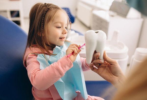 ¡Tratamiento Dental Niños! Evaluación + Profilaxis + Flúor
