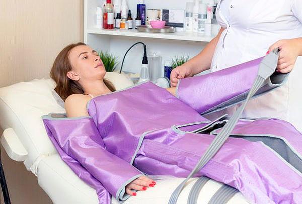 Tratamiento detox y drenante con manta térmica sauna  y más