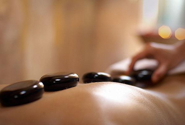 Masaje de Relajación con Piedras Calientes, Providencia