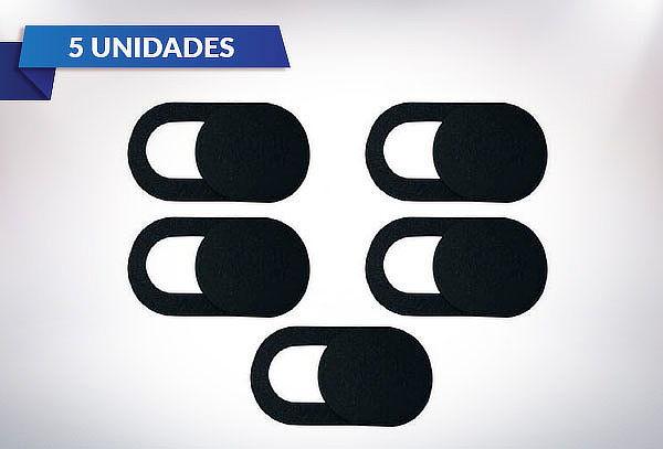 Pack Cubre Tapa Cámara Web Notebook