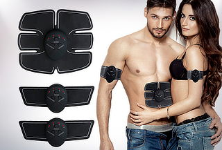Electroestimulador Muscular Triple