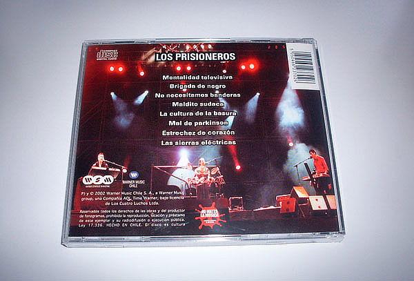 Pack 5 CD's Música de Rock de los 80