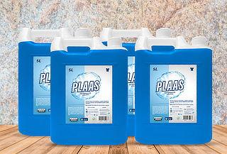 Pack 20 Lts Detergente Liquido PLAAS