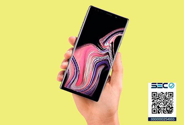 Samsung Galaxy Note 9 128GB, color a elección