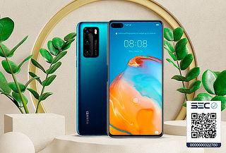 Huawei P40 128GB Azul