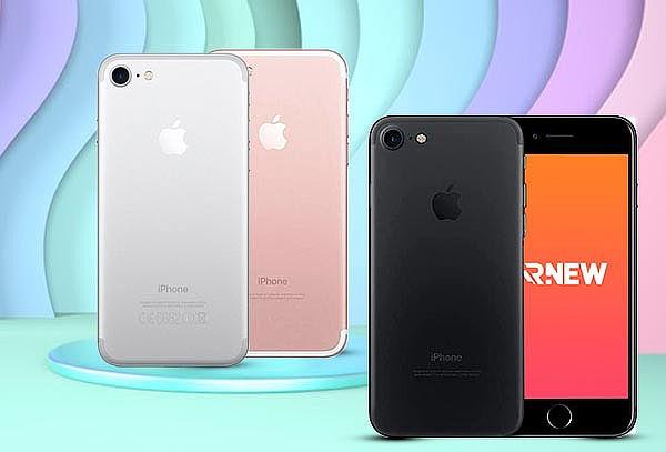 iPhone 7 de 128GB, color a elección