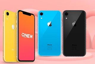 iPhone XR de 64GB Coral , Azul, Negro o Amarillo