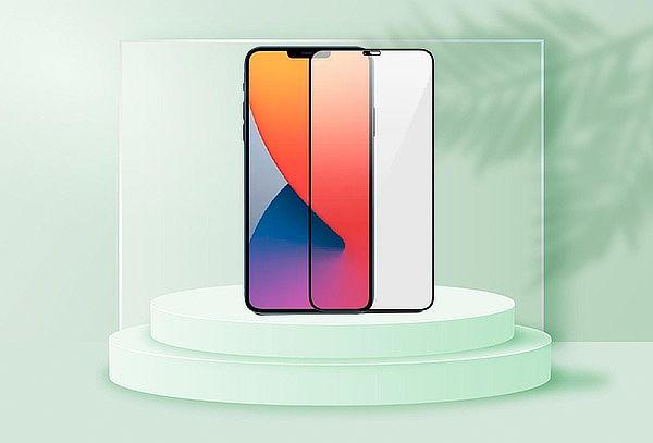 Lámina Mica Pantalla+Cámara iPhone 12 / Mini / Pro / Pro Max