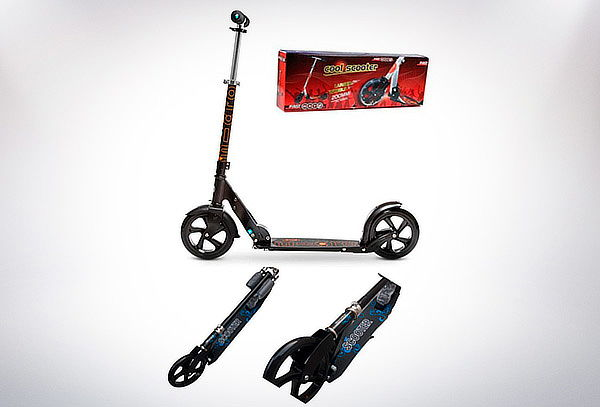 Scooter Monopatin Niños Adolescente Adulto Xl (RUEDAS GRANDE