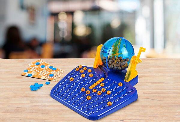 Bingo Tombola Juego De Mesa 24 Cartones