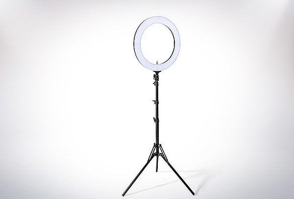Aro Luz Led 26cm Selfie Tiktok + Trípode 210cm