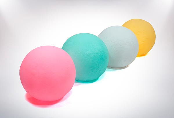 Lámpara Lunar 3D, Color a elección