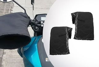 Cubre Manos Para Moto Impermeable Invierno