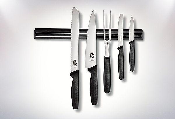 Imán de Cocina para Colgar Cuchillos 33 cms