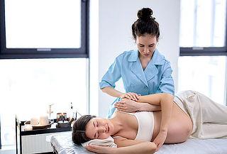 2 Sesiones Drenaje linfático Para Embarazadas