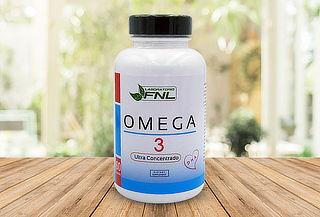 Omega 3 60 capsulas Laboratorio FNL