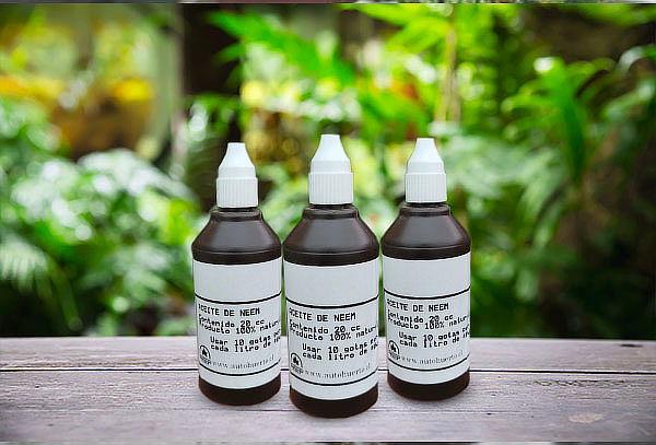 Insecticida Orgánico aceite de Neem