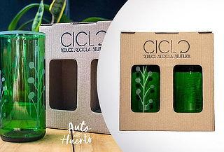 Pack Vasos Ecológicos