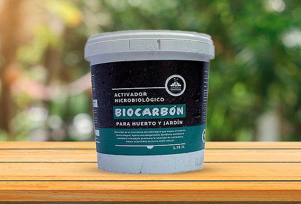 Biocarbón Activador Microbiológico 3.78 Litros