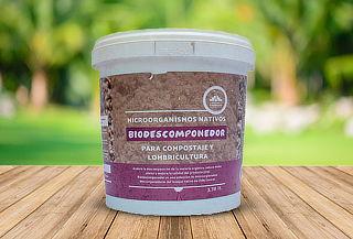 Biodescomponedor Microorganismos Nativos 3.78 Litros