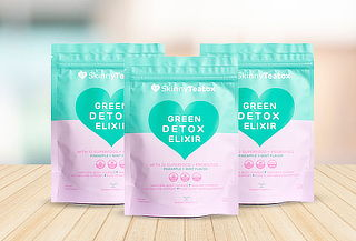 Skinny Teatox Green detox elixir