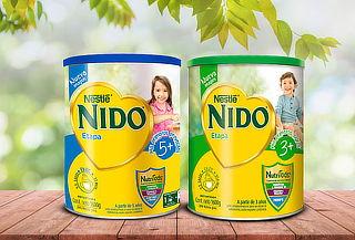 Leche en Polvo NIDO® Avanzado Tarro 1600g a eleccion