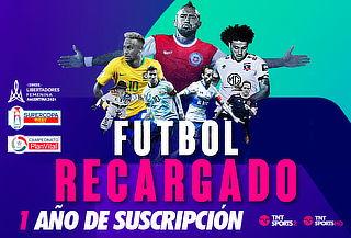 1 Año de Suscripción a TNT Sports