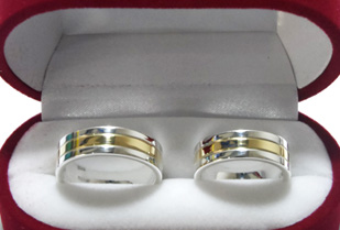 54% Argollas de Matrimonio