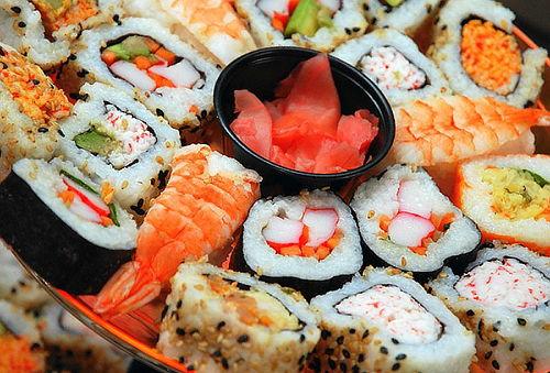50% 40 Piezas de Sushi por $5.990, Providencia