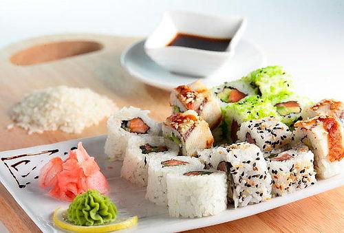 85 Piezas de Sushi Stgo Centro