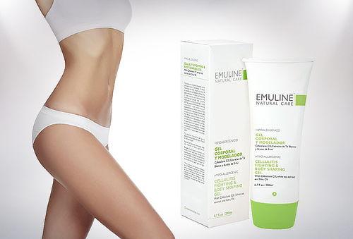 Pack de 2 Gel Anticelulitis y Modeladora Emuline®
