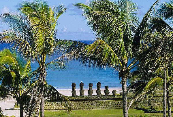 Camping en Isla de Pascua