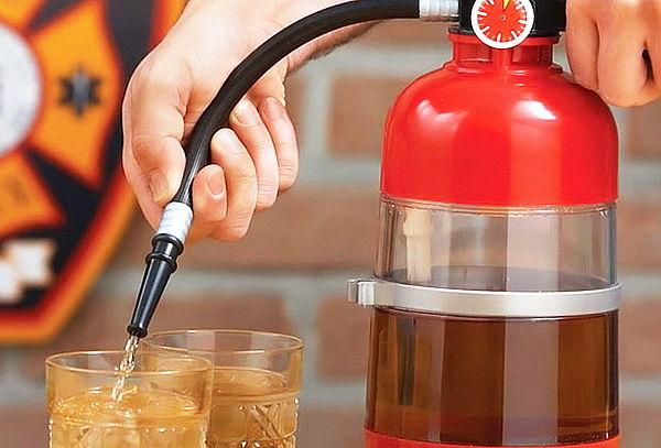 Extintor Dispensador de Liquidos