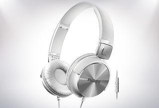 Audífonos Philips Blancos