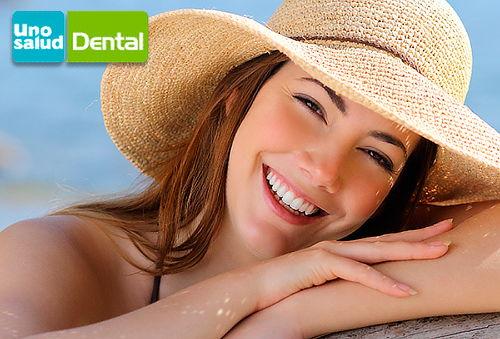 Higiene Dental en Clínica Uno Salud, Stgo y Regiones.