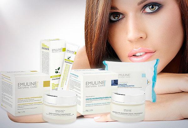 Pack 4 Productos Línea Facial Emuline®