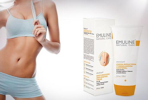 63% 2 Cremas Reductoras Modeladoras  Emuline®