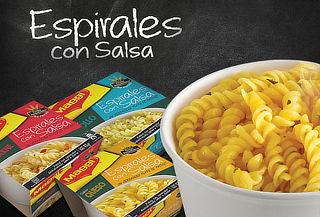 Pack de 12 Espirales con Salsa Listos, Maggi