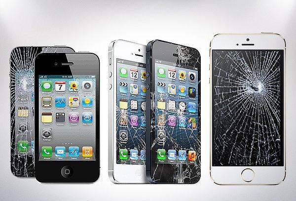 Cambio de pantalla para Iphone 4,4s,5c,5s,6 o 6 Plus