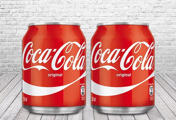 Pack de 24 Latas Coca-Cola tradicional 250 cc!
