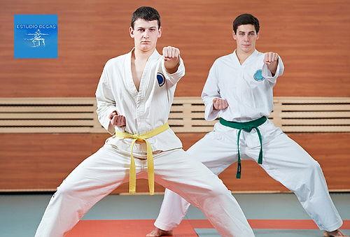 8 Clases de Karate Stgo Centro