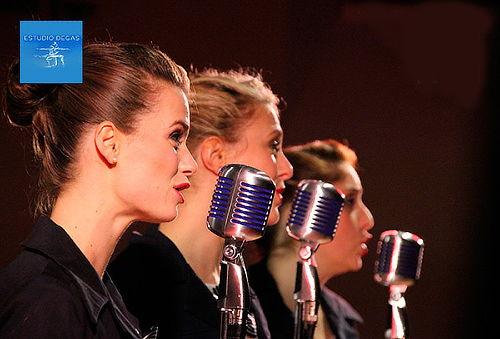 8 Clases de canto en Estudio Degas Stgo Centro.