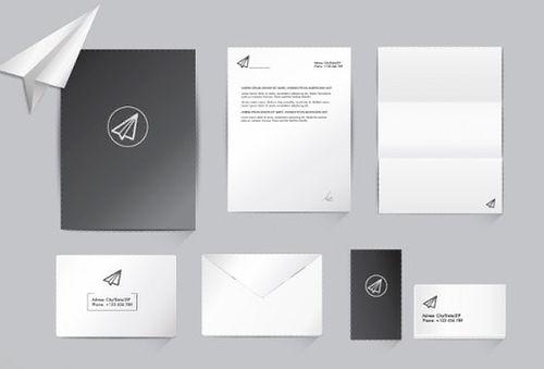 Diseño de papelería para PYME
