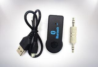 Mini receptor Bluetooth para transmisión de musica